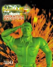 Army Men: Operation Meltdown
