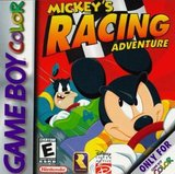 Mickey's Adventure Racing