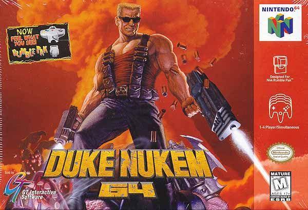 Duke Nukem 64
