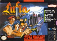 Lufia - Fortress of Doom