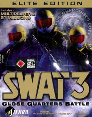Swat 3: Elite-Edition