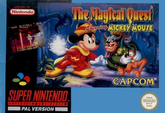 Magical Quest