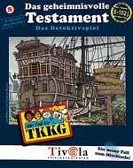 TKKG 8 - Das Geheimnisvolle Testament