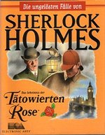 Sherlock Holmes 2 - Case of the Rose Tattoo