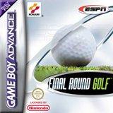 Final Round Golf