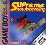 Supreme Snowbowding