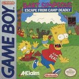 The Simpsons - Escape From Camp Deadly