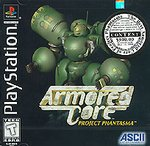 Armored Core - Project Phantasma
