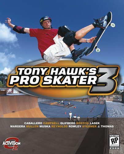 Tony Hawks Pro Skater 3