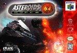 Asteroids Hyper 64