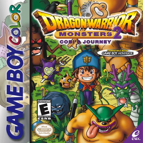 Dragon Warrior Monsters 2 - Cobis Journey