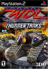 World Destruction League - Thunder Tanks