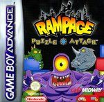 Rampage Puzzle Attack