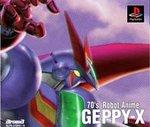 70's Robot Anime Geppy-X