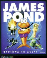 James Pond