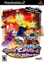 Yanya Caballista City Skater