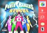 Power Rangers- Rescue