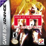 Zone of the Enders - The Fist of Mars