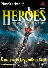 Heroes of Might and Magic - Dragon Bone Staff
