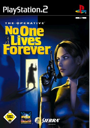 No One Lives Forever - The Operative