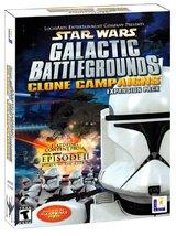 Star Wars Battlegrounds - Klonkrieg Kampagnen