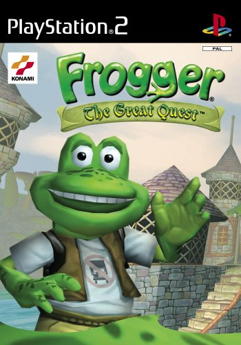 Frogger - The Great Quest
