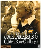 Jack Nicklaus 6 - Golden Bear Challenge
