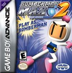 Bomberman Max 2 - Blue