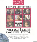 Sherlock Holmes Consulting Detective Vol. 1