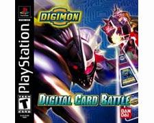 Digimon Digital Card Battle