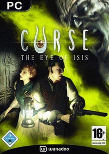 Curse - The Eye of Isis