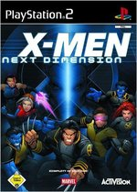 X-Men - Next Dimension