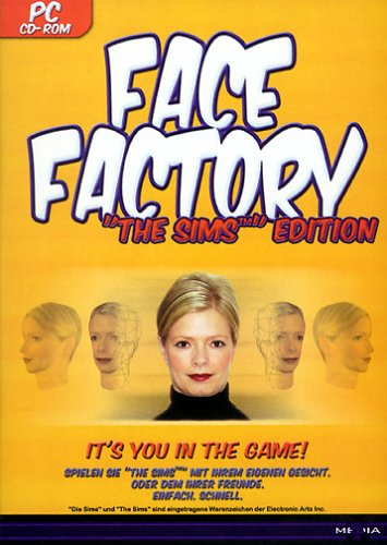 Die Sims - Face Factory