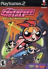 The Powerpuff Girls - Relish Rampage