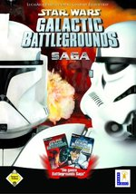 Star Wars Galactic Battleground Saga