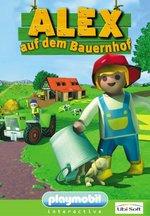 Alex auf dem Bauernhof