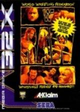 WWF Raw (32X)