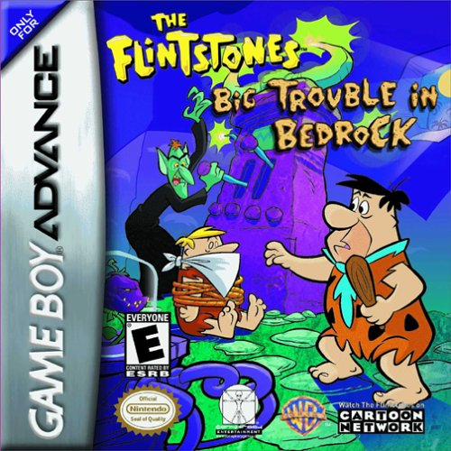 The Flintstones - Big Trouble in Bedrock