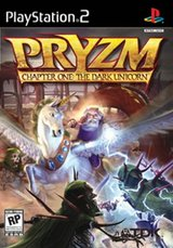 Pryzm Chapter One - The dark Unicorn