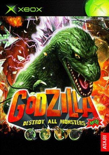 Godzilla - Destroy all Monsters Melee