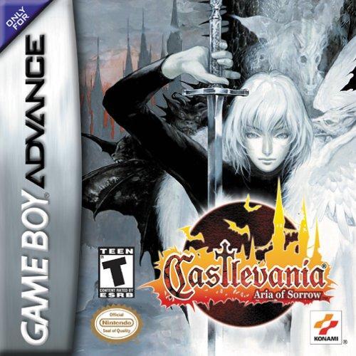 Castlevania - Aria of Sorrow