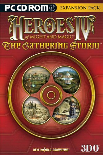 Heroes of Might & Magic 4 - Gathering Storm