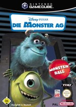 Die Monster AG - Monster-Ball