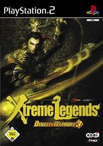 Dynasty Warriors 3 Xtreme Legends