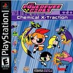 The Powerpuff Girls - Chemical X-Traction