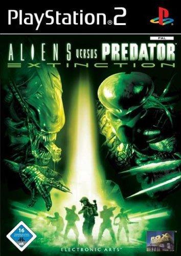 Aliens Vs Predator Extinction