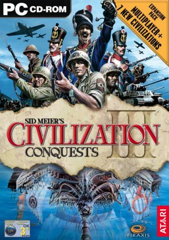 Civilization 3 - Conquests