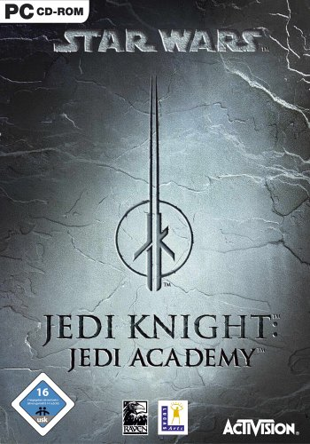 Star Wars Jedi Knight - Jedi Academy