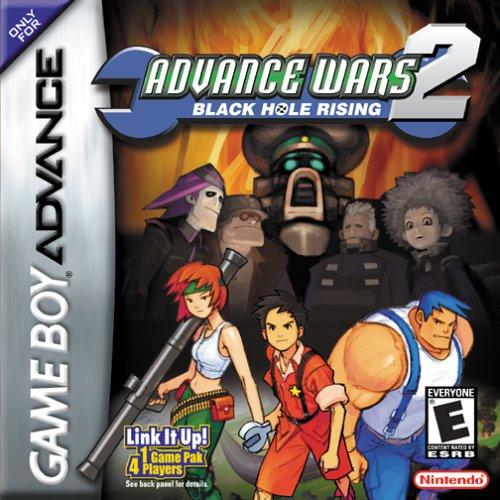 Advance Wars 2 - Black Hole Rising