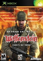 Return to Castle Wolfenstein - Tides of War